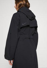Nike Sportswear - Trenchcoat - black/lapis - 4
