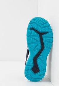 Superfit - TORNADO - Chodecké sandály - blau - 4