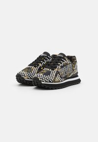 Versace Jeans Couture - SPYKE - Trainers - nero/oro - 1
