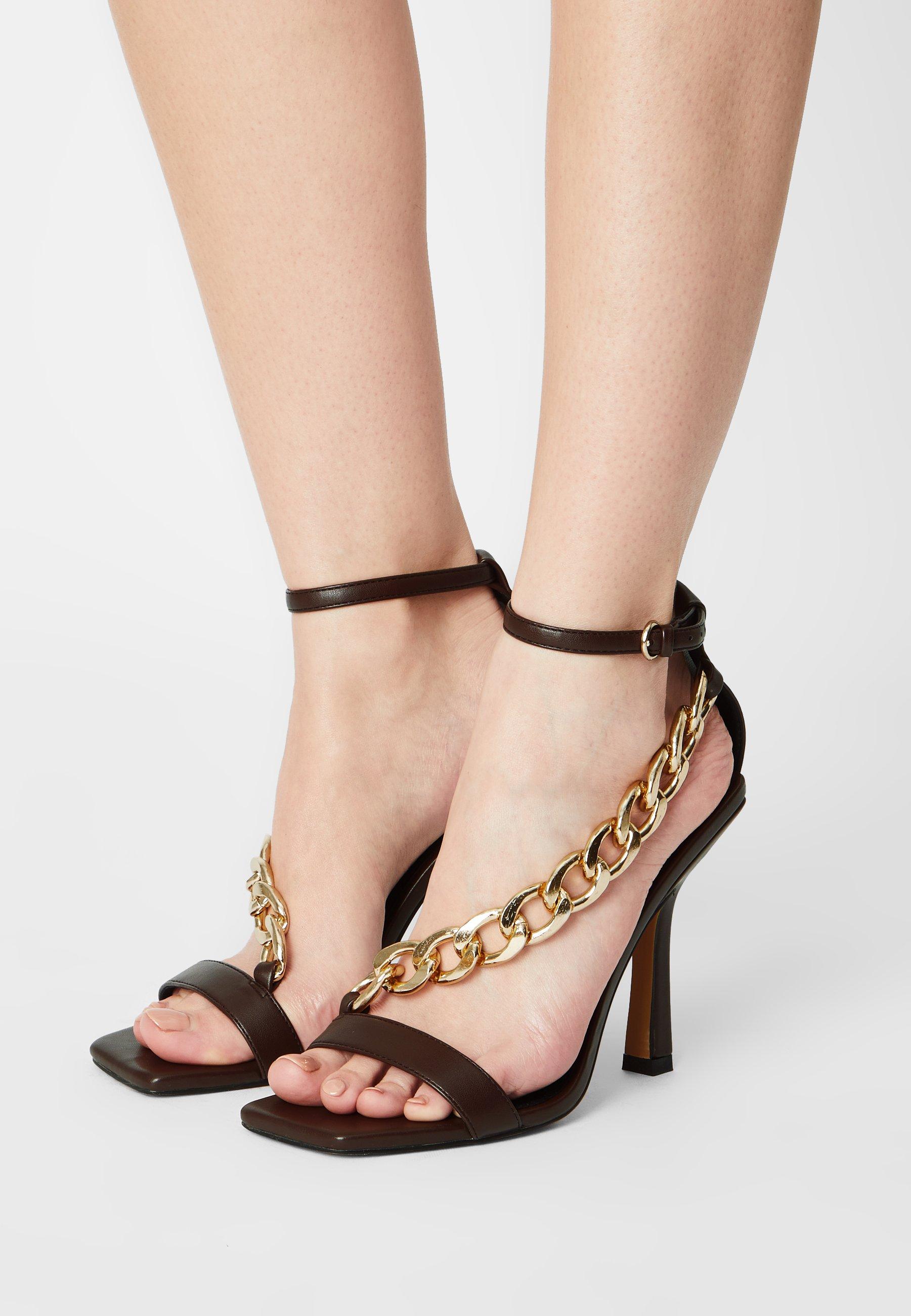Women CHUNKY CHAIN - Sandals