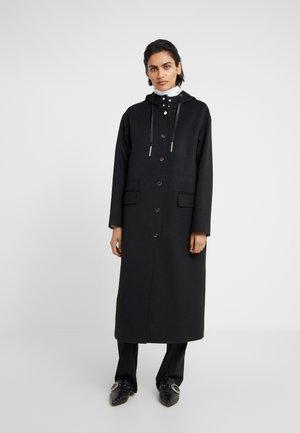 MAIMA - Classic coat - black