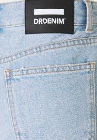 Dr.Denim - SKYE - Jeansshorts - empress light blue ripped - 5