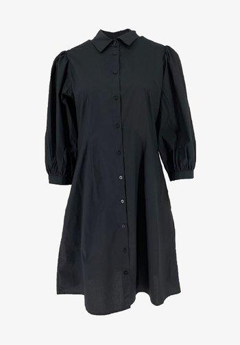 TS.NAV - Shirt dress - black