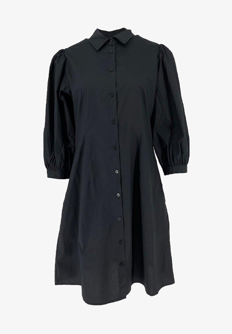 Liu Jo Jeans - TS.NAV - Shirt dress - black