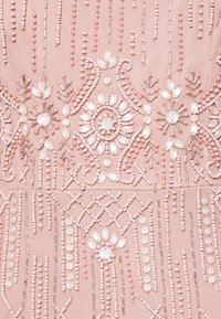 Adrianna Papell - BEADED GOWN WITH FULL SKIRT - Occasion wear - candied ginger - 4