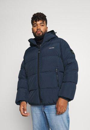 CRINKLE JACKET - Winter jacket - navy