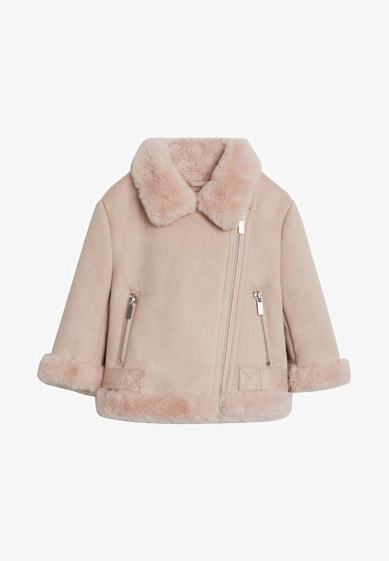 Mango - PINK - Veste d'hiver - rosa