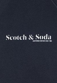 Scotch & Soda - CLASSIC CREWNECK  - Sweatshirt - night - 2