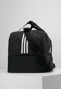 adidas Performance - Bolsa de deporte - black/white - 3