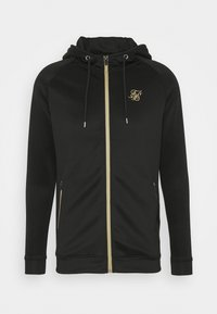 SIKSILK - ZIP THROUGH - Cardigan - black/gold - 4