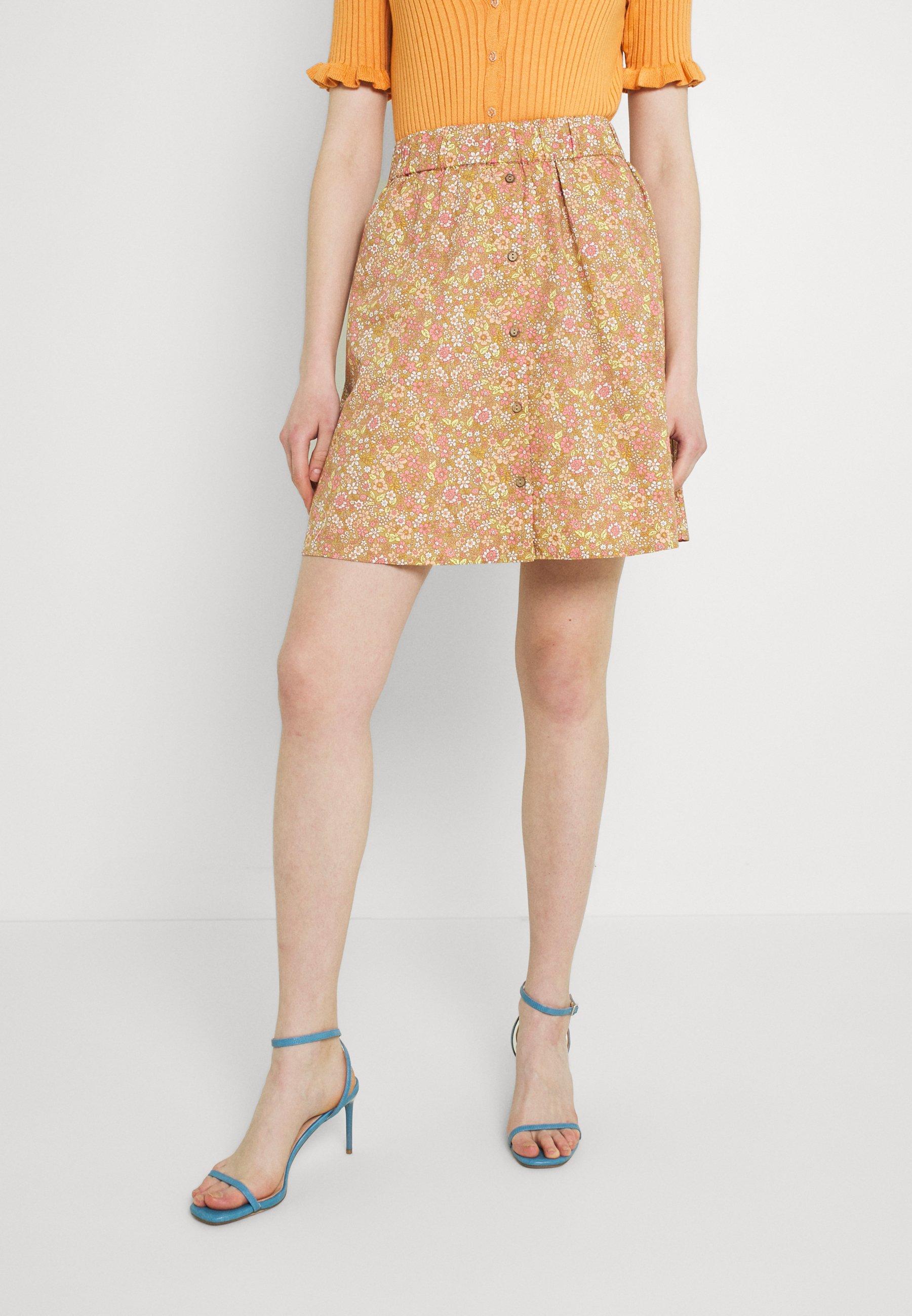 Women YASMIMA SKIRT - Mini skirt