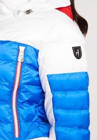 Toni Sailer - MURIEL - Skijacke - white/red/blue - 8