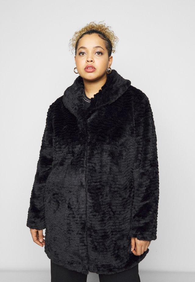 COAT - Abrigo de invierno - black