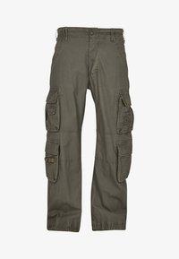 Brandit - Cargo trousers - olive - 4