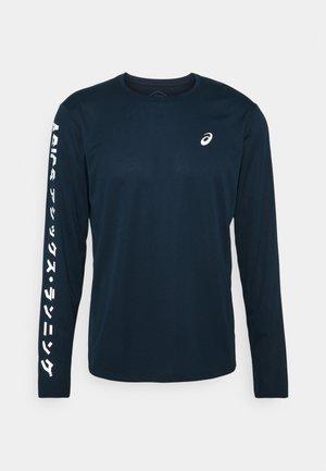 KATAKANA - Sports shirt - french blue