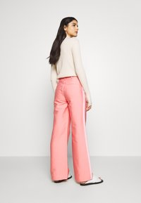 DESIGNERS REMIX - HAILEY FLARE - Trousers - pink - 2