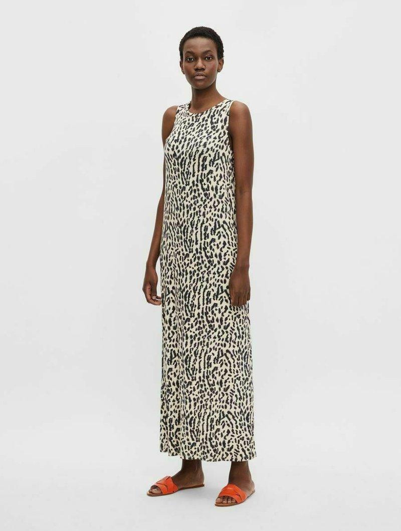 Object - Maxi dress - humus