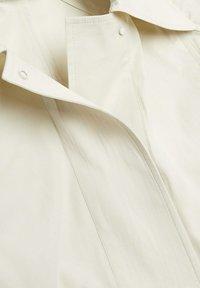 Mango - Trenchcoat - blanc cassé - 7