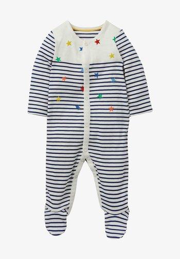 Sleep suit - bunt, sterne