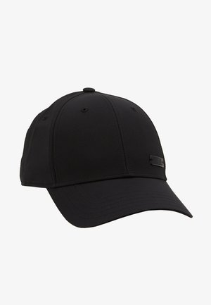 BBALLCAP LT MET - Cap - black/black/black