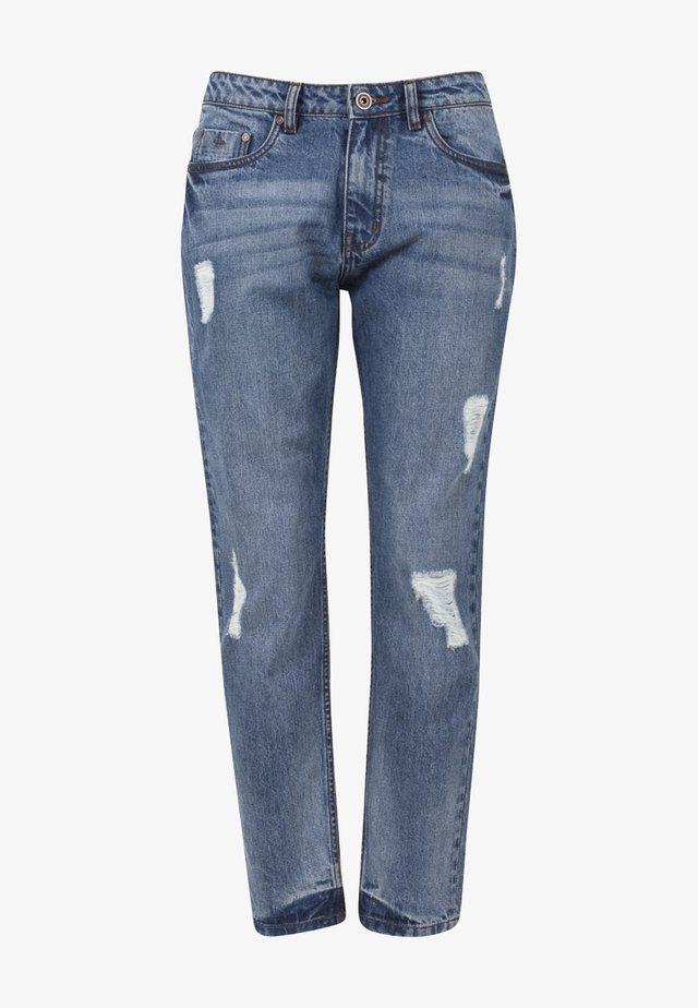 Jeans baggy - ocean blue