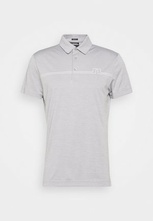 CLAY REGULAR FIT GOLF - Polo - micro chip melange