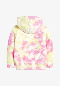 Next - FLURO - Zip-up hoodie - mottled pink