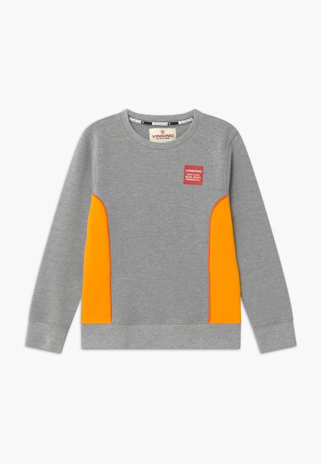 NEMASTO - Sweatshirt - grey