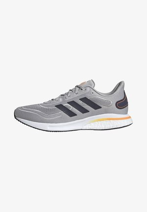 SUPERNOVA - Neutral running shoes - grey/navy