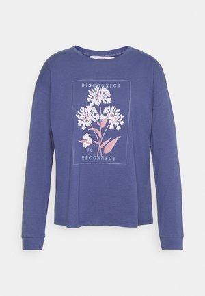 FLOWER  - Pyjamasoverdel - blue
