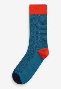 Next - 5 PACK - Socks - blue - 4