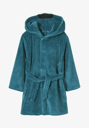 Dressing gown - smaragd