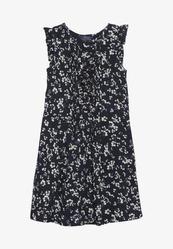 FLORAL PINTU DRESSES