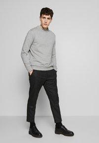 Filippa K - ISAAC - Sweatshirt - grey melange - 1