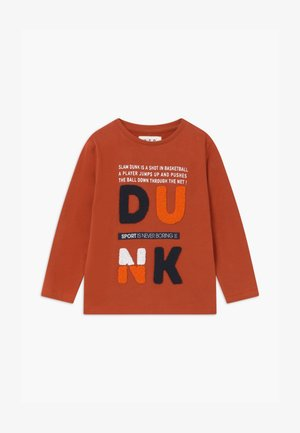 KID - Camiseta de manga larga - rust