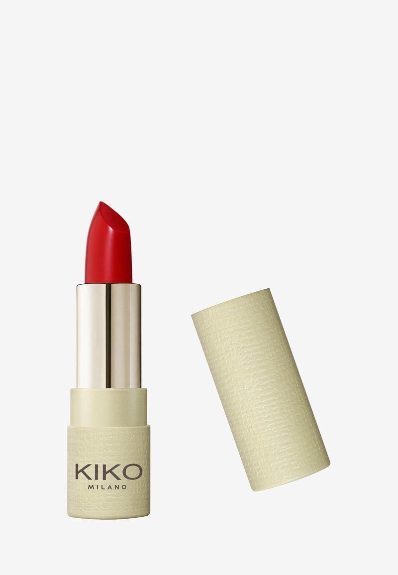 KIKO Milano - GREEN ME MATTE LIPSTICK - Lipstick - 105 classic red