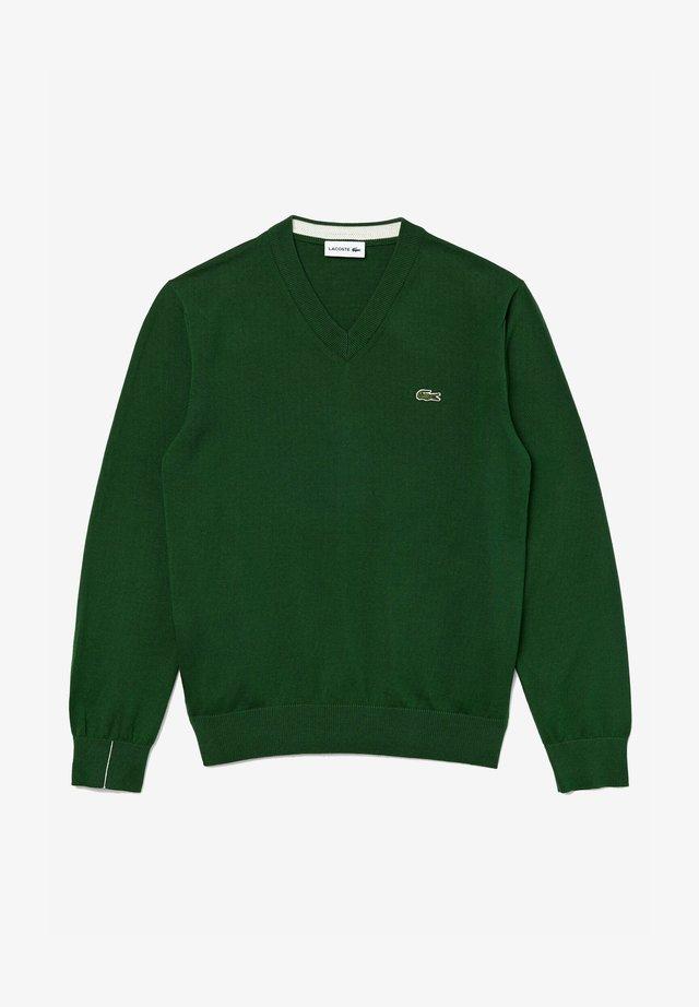 AH1951 - Strickpullover - grün