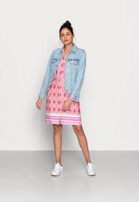 Esqualo - DRESS CABANA - Jerseykjoler - light pink - 1