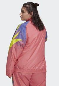 adidas Originals - FAKTEN ORIGINALS JACKE – GROSSE GRÖSSEN - Training jacket - pink - 1