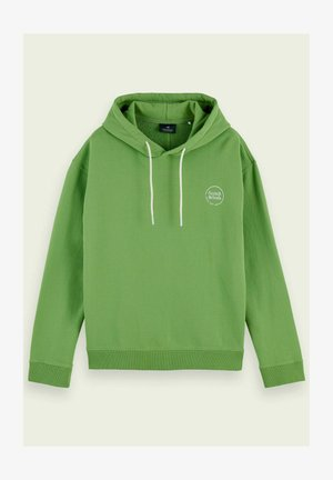 RELAXED-FIT - Luvtröja - power green