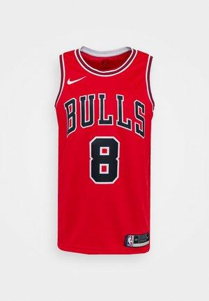 NBA CHICAGO BULLS ZACH LAVINE ICON SWINGMAN - Squadra - university red/white/black