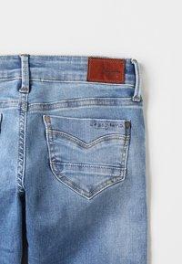 Pepe Jeans - PIXLETTE - Skinny džíny - light-blue denim - 4