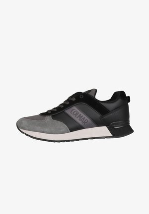 Sneaker low - black / dk grey
