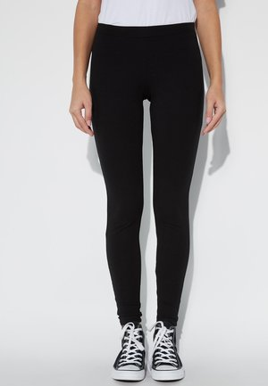 BASIC - Leggings - Trousers - nero