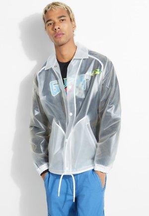 Waterproof jacket - weiß