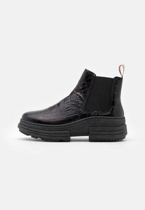 CARA - Ankelboots - black