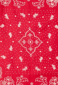 Levi's® - PAISLEY BANDANA - Skjerf - regular red - 3