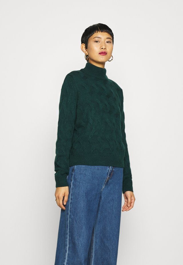 VIVIENNE - Pullover - sycamore green