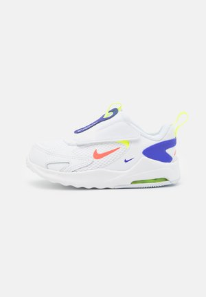 AIR MAX BOLT UNISEX - Trainers - white/bright crimson/volt/indigo burst