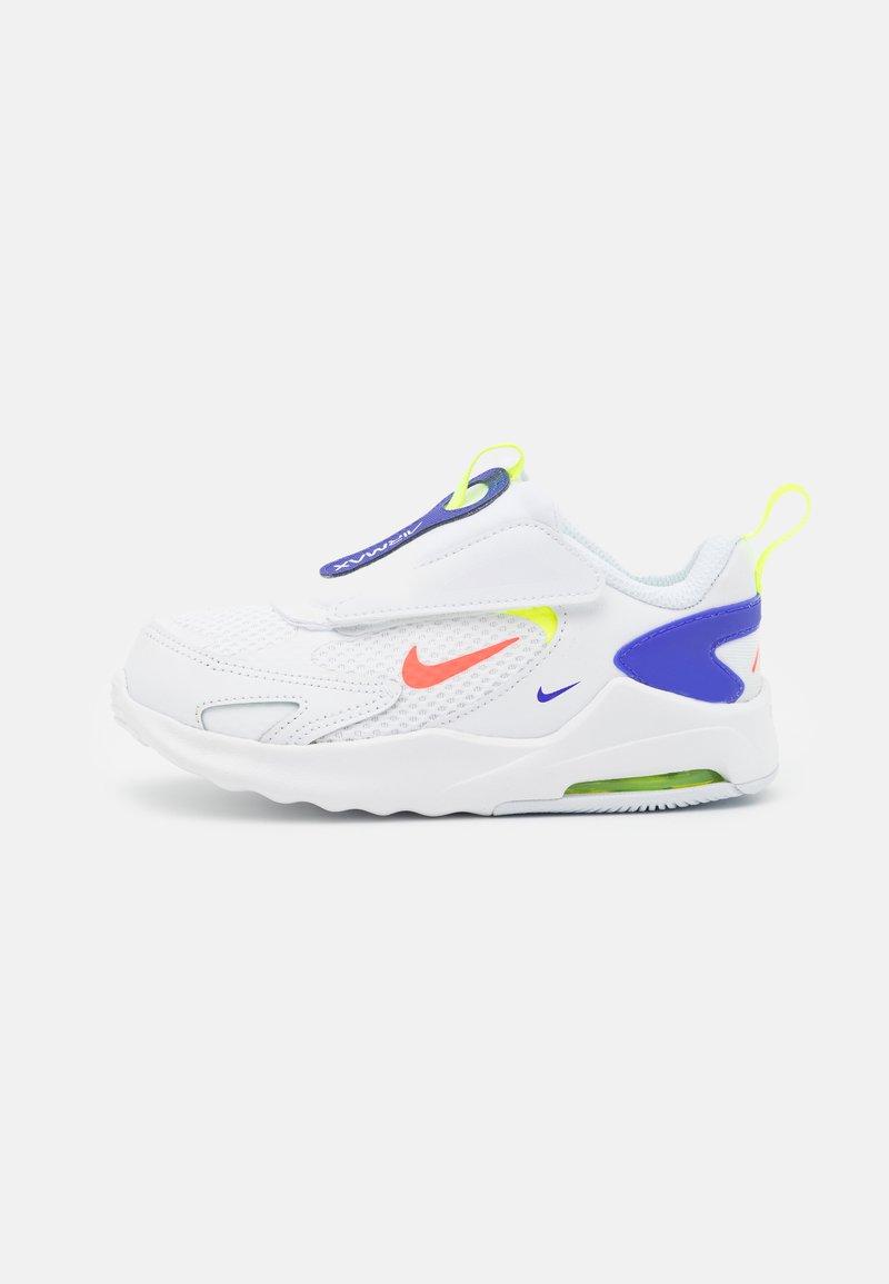 Nike Sportswear - AIR MAX BOLT UNISEX - Zapatillas - white/bright crimson/volt/indigo burst